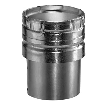 265204 4 draft hood connector b vent ducting components 265204 4quot draft hood connector sciox Choice Image