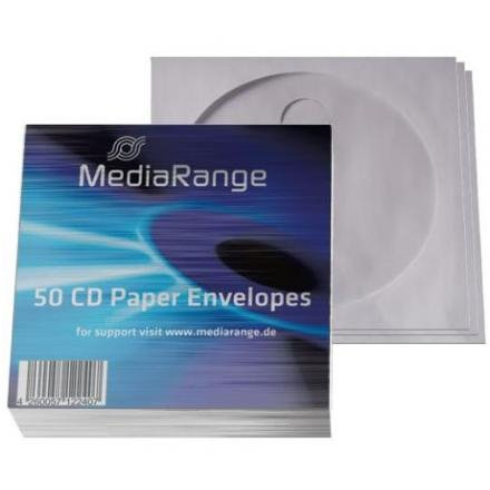 2 opinioni per MediaRange BOX65 custodia CD/DVD