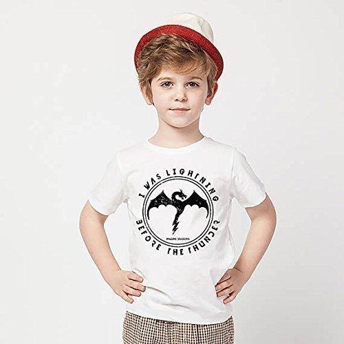 Imagine Dragons Kids T-Shirt - Imagine Dragons TShirt - Imagine Dragons Kids Tee Shirt - Thunder Lyrics - Imagine Dragons Youth Shirt - Childrens Tee Shirt by Clarafornia Co