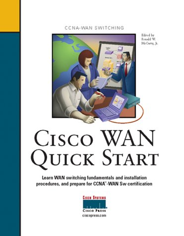 Cisco WAN Quick Start by Cisco Systems