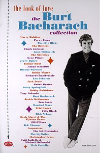The Look of Love: The Burt Bacharach Collection by Warner ESP