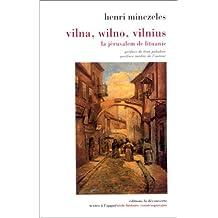 Vilna, Wilno, Vilnius