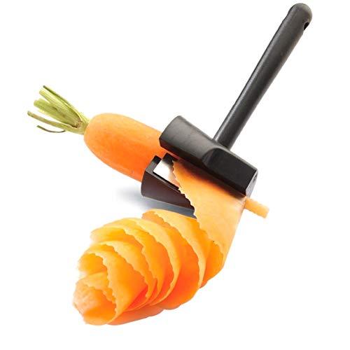 Sepikey Molinos de Verduras Afilador de Verduras Multifuncional y peladora Zanahoria Juliana y Herramienta para Hacer…
