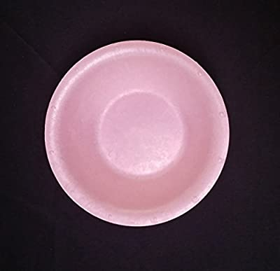 Blueware BW-05P003-M-P-8SW-12 8 Pack Compostable Bowl, 12 oz, Pink