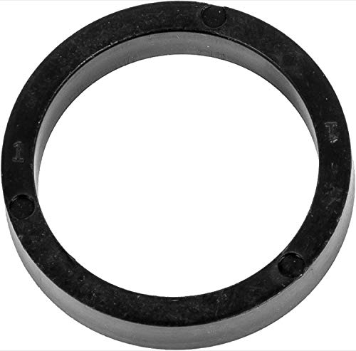 PFERD 84614 Style H Knot Wheel Adapter 1 ID Pack of 2 Fits 1-1//4 Arbor Hole