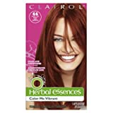 Herbal Essences Color Me Vibrant Permanent Hair Color 044 Paint The Town 1 Kit, 1 ct (Pack of 3)