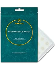 GR8FUL Deep Acne Pimple Clarifying Microneedle Patch - Early-Stage & Cystic Acne Spot Treatment Sticker - Blemish Healing Micro Needle Zit Cover Dots (9 Count (Pack of 1))