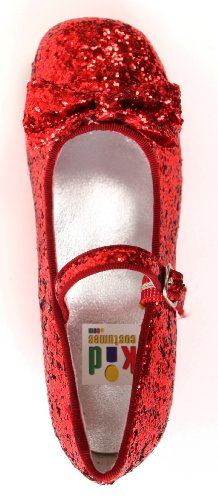 Dorothy's Ruby Red Shoes