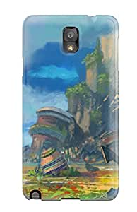 New Diy Design Landscape For Galaxy Note 3 Cases Comfortable For Lovers And Friends For Christmas Gifts