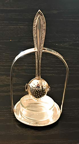 Madison Bay Company Silver Plated Teaspoon Infuser and Holder Set by Madison Bay Co (Image #6)
