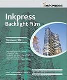 Inkpress Translucent Inkjet Backlight Film 8.5x11 100 Sheets
