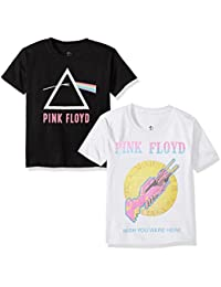 Girls' Rock 2-Pack Short Sleeve Graphic T-Shirt