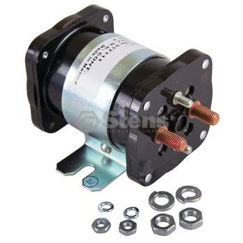 Stens 435-366 Starter Solenoid, Replaces E-Z-Go: 20468G5,...