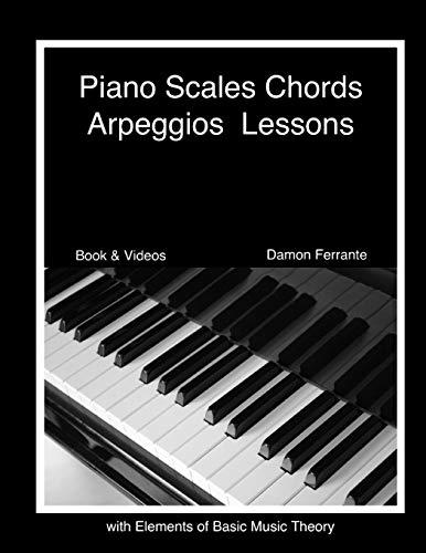 Piano Scales Chords Arpeggios