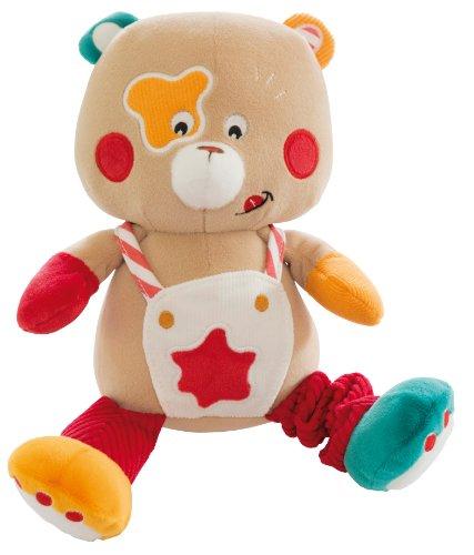 Musical Pull 29cm String Bear Soft Toy