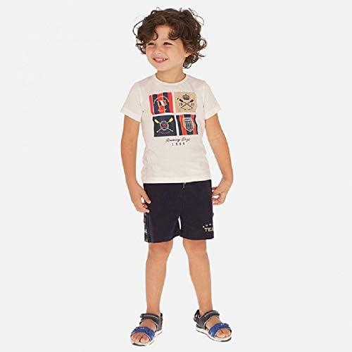 Mayoral Bermuda Granito Elastan Bambino Modello 3261