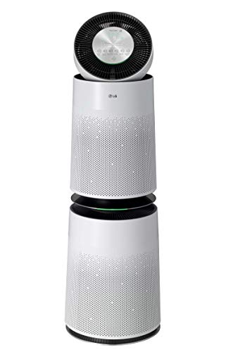 LG PuriCare 360-Degree Air Purifier with SmartThinQ Wi-Fi and Voice Control, AS560DWR0