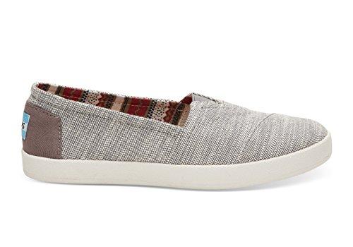 Womens 10007793 Textured Fashion Sneaker