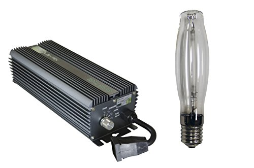 Solistek 400 Watt Digital Ballast With Hps Grow Light