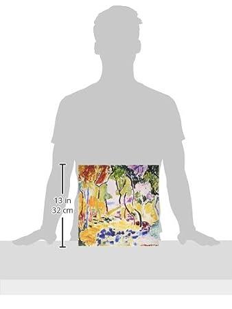 12 x 0.75 x 12 12 x 0.75 x 12 11131-1PC3-12x12 1905 Canvas Print Study for Le Bonheur De Vivre iCanvasART 11131 Landscape Near Collioure