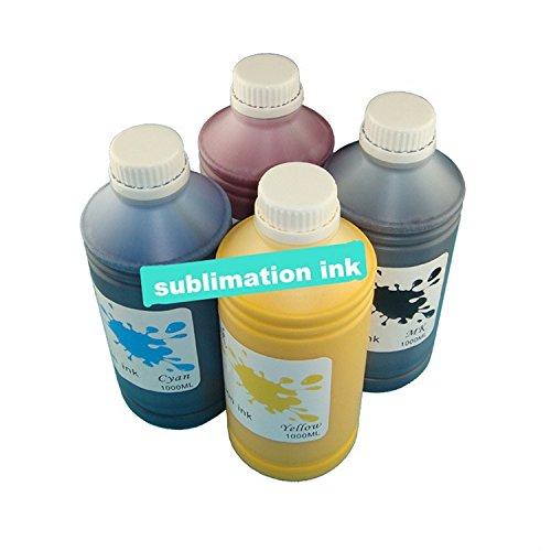 GOWE 500 ml botella sublimación de tinta para impresora ...