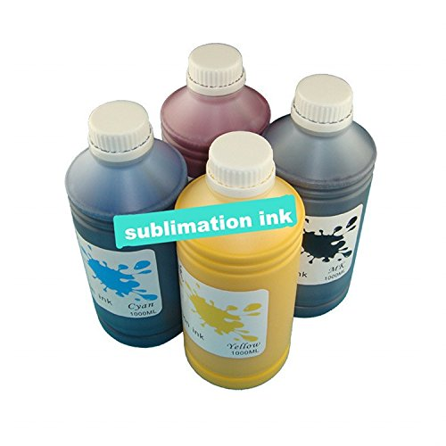 GOWE 500 ml botella sublimación de tinta para impresora epson ...