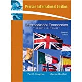 International Economics Theory and Policy (International Edition 7th Edition ISBN-10: 032131154X ISBN-13: 9780321311542