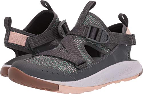 Chaco Women's Odyssey Sport Sandal, Wax Iron, 11 M US