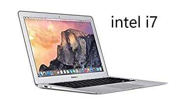 Apple - MacBook Air 13 / 2,2 GHz Intel Core i7 / 8 GB / 250 GB Hard disk / Tastiera qwerty us /MJVE2LL/A (Refurbished)