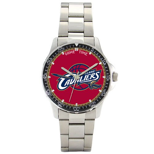 NBA Men's BC-CLE Cleveland Cavaliers Coach Series Watch by Game Time