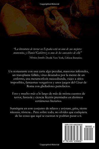 Necrosis (Spanish Edition): Daniel Gutiérrez, Daniel ...