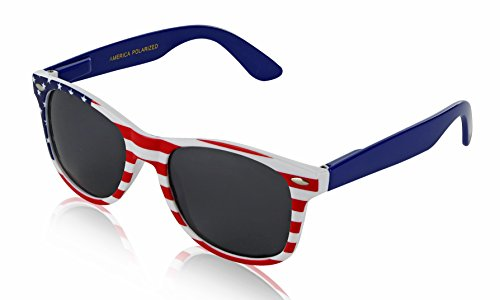 4th Of July American Flag Glasses US USA Apparel Patriotic Gifts Party America