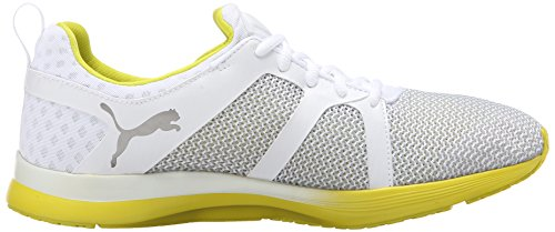 Puma Pulse XT Fibra sintética Zapatos Deportivos White/Sulphur Spring
