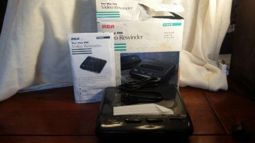 Two Way VHS Video Rewinder