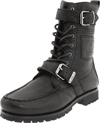 Amazon.com | Polo Ralph Lauren Men\'s Radbourne Lace-Up Boot ...