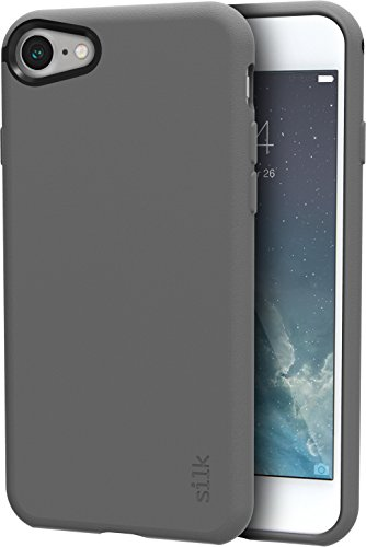 Silk iPhone 7/8 Grip Case - BASE GRIP Lightweight Protective Slim Cover -