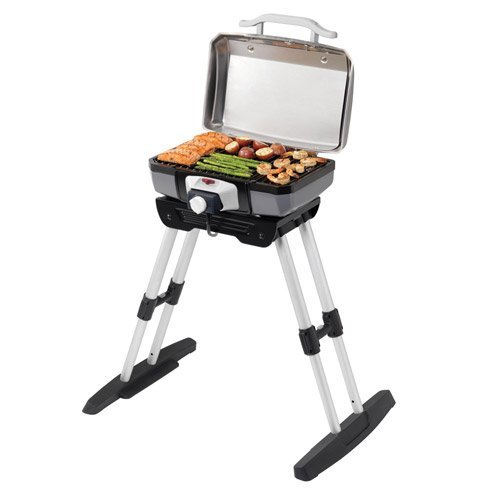 Cuisinart Outdoor Electric Tabletop Grill, CEG-980: Portable by CUISINART