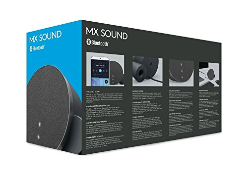 Logitech MX Sound 2.0 Multi Device Stereo Speakers with Premium Digital Audio for Desktop Computers, laptops, and Bluetooth-Enabled by Logitech (Image #4)