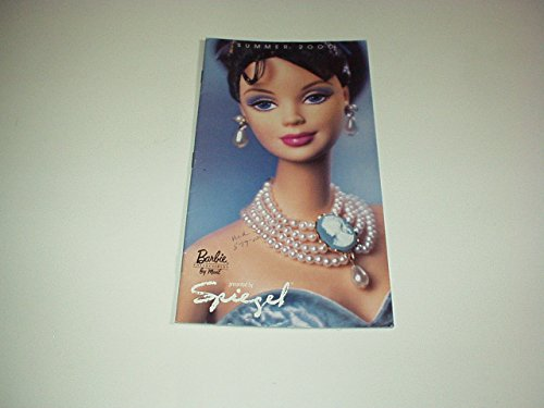 BARBIE COLLECTIBLE BY MAIL Summer 2000 Magazine Spiegel -WEDGEWOOD, FABERGE, CRYSTAL JUBILEE, SOPHISTICATED LADY, PLUM ROYALE, GIVENCHY, NOLAN MILLER, MILLENNIUM WEDDING+More BARBIES/FASHIONS-Rare