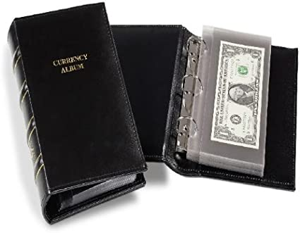 Lighthouse Pocket Banknote Holder Album