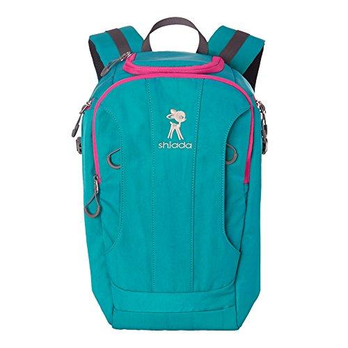 Bolso de múltiples funciones de la mam3a de la capacidad grande, bolso de la madre de la función del hombro de la manera, maternal y niño suministra el paquete ( Color : Verde ) Verde