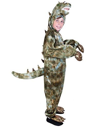 Child T-Rex Costume (Large 8-10) - Tyrannosaurus Rex Halloween Costumes