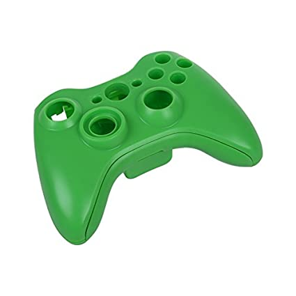 Amazon in: Buy SLB Works 2X(Set Green Controller Case Shell Cover +