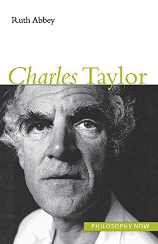 Charles Taylor (Philosophy Now)