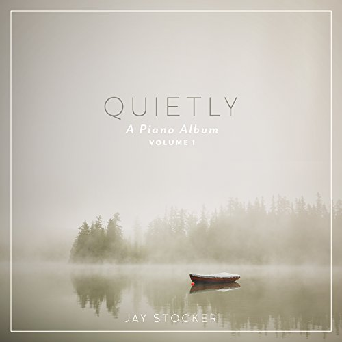 Music : Quietly, A Piano Album – Instrumental album From the creators of Scripture Lullabies