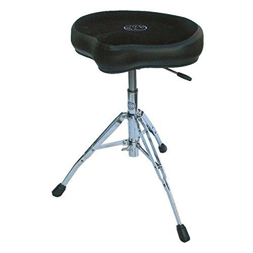 ROC-N-SOC NRX Nitro Drum Throne Black