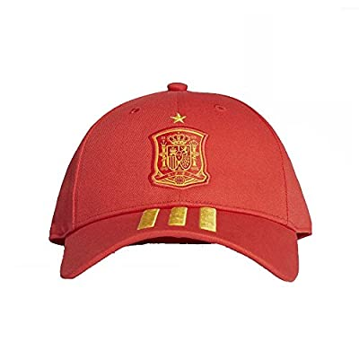 2018-2019 Spain Adidas 3S Baseball Cap (Red) from Adidas
