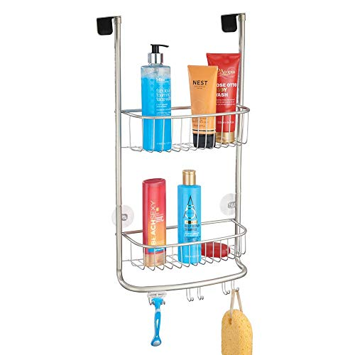 mDesign Bathroom Hanging Organizer Bathtubs product image