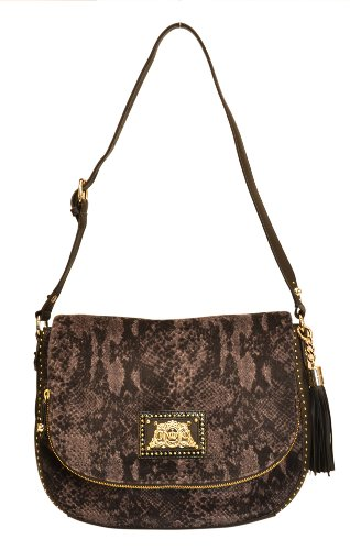 Juicy Couture Ciara-45YHRU3274 Cross Body,Pewter,One Size