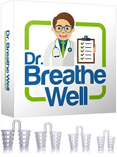 Dr. Breathe Well - Dilatador Nasal - Dormir mejor - 4 tallas- Función Antironquidos